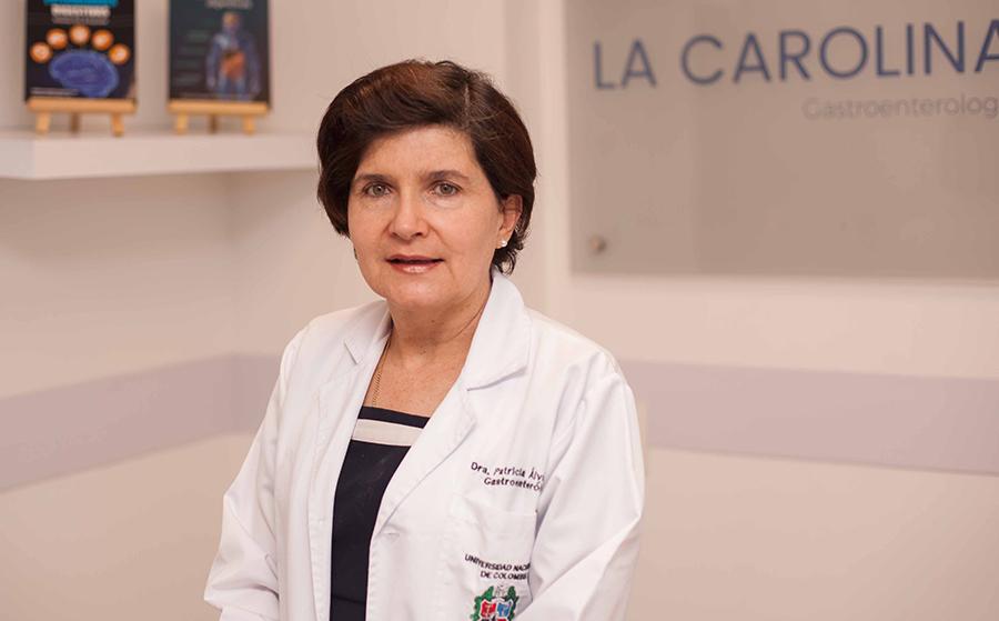Dra. Patricia Álvarez habla en Caracol Radio, sobre la relación de la mente y las enfermedades digestivas.
